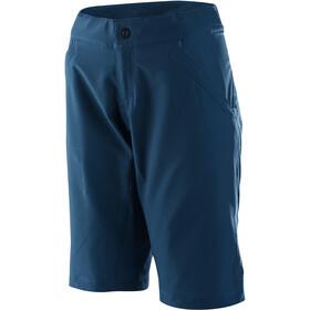 Troy Lee Designs Mischief Shell Shorts Damen blau